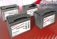 Exide Sprinter Batterien